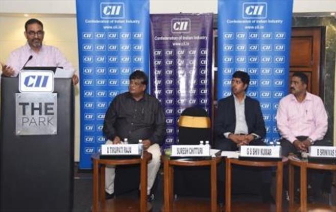 Road Show on CII SR Startupreneurs