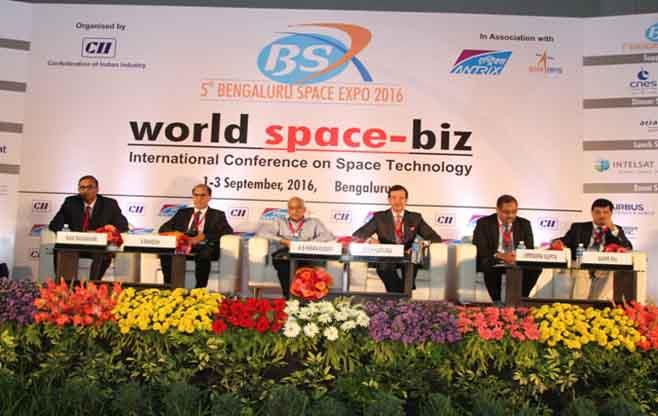 Space Expo (BSX) 2016