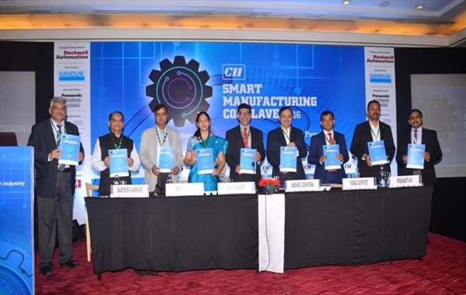 Smart Manufacturing Conclave 2016