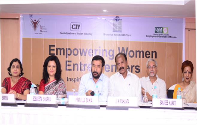 Session on Empowering Women