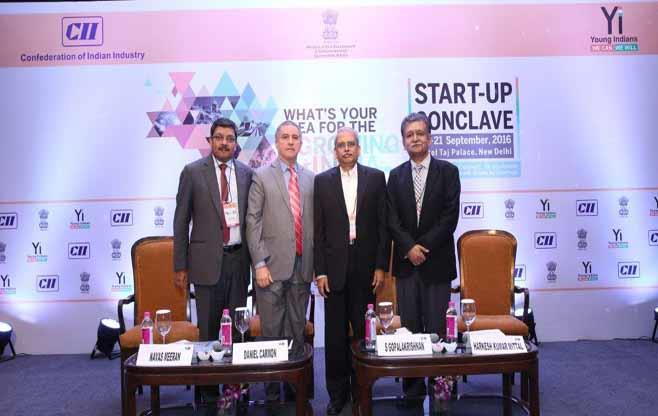 Start - Up Conclave