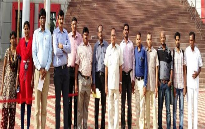 Study Mission to IICPT Thanjavur
