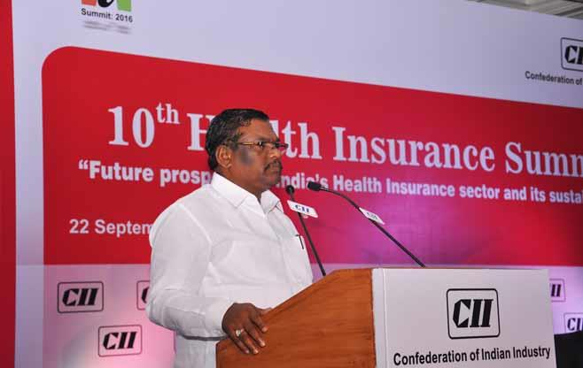 10th Health Insurance Summit 2016