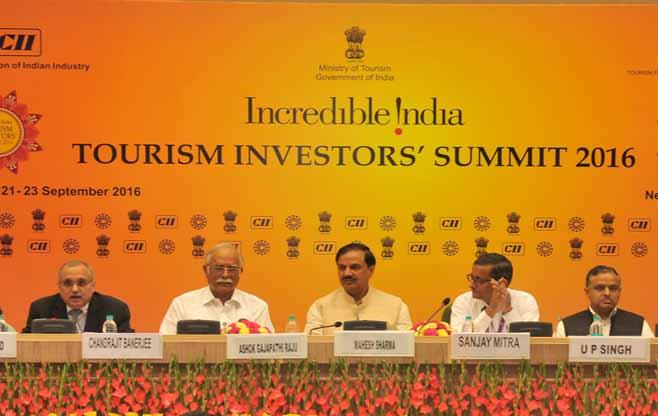 Tourism Investors' Summit 2016