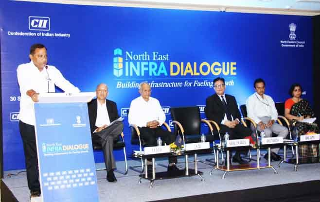 North East Infra Dialogue in Guwahati