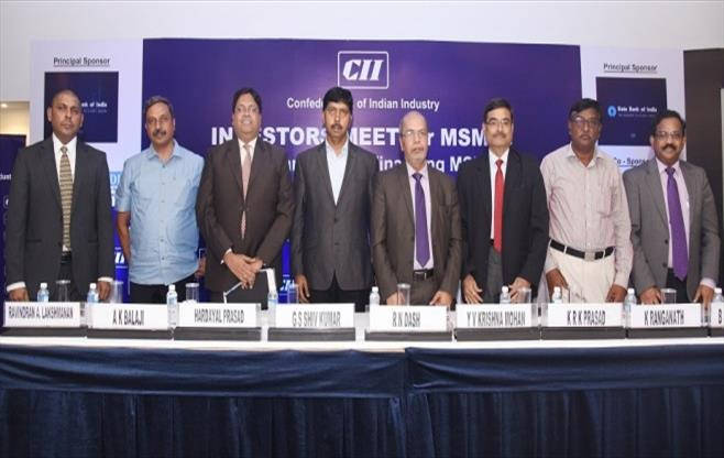 CII AP Investors Meet for MSME