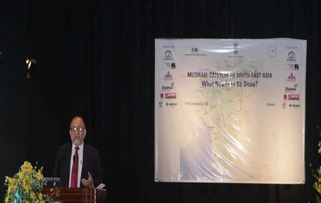 Mizoram, Gateway to South East Asia