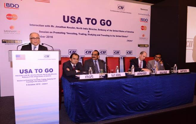 Session on USA TO GO