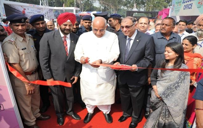 CII Chandigarh Fair 2016