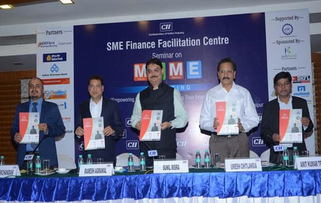 Session on MSME Financing