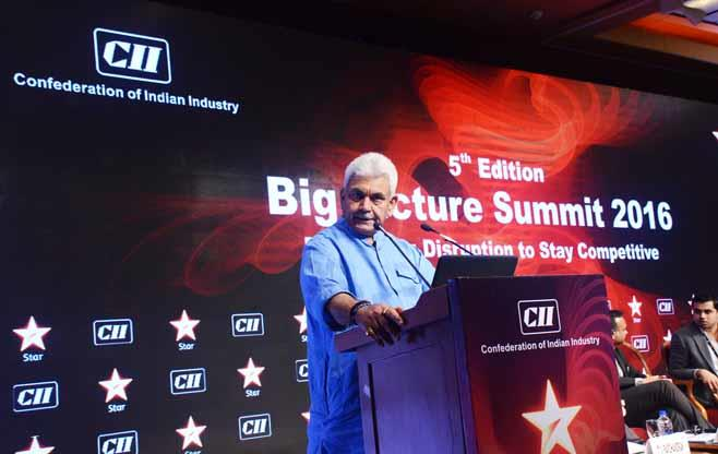 CII Big Picture Summit 2016