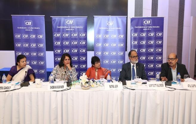 Third meeting of the CII ASCON