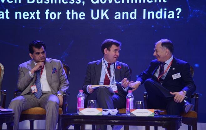 India-UK CII-DST TECH Summit