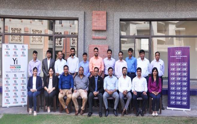 Two Day Residential Programme at IIM
