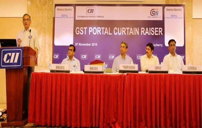 GST PORTAL CURTAIN RAISER