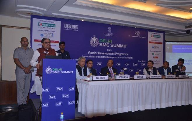 Delhi SME Summit cum Vendor Development