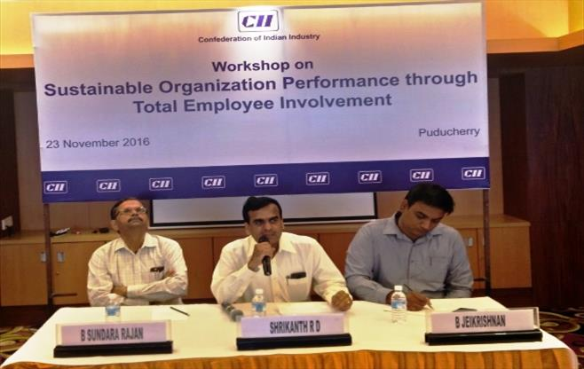 Workshop on Total Employee Involvement