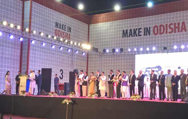Make in Odisha Conclave