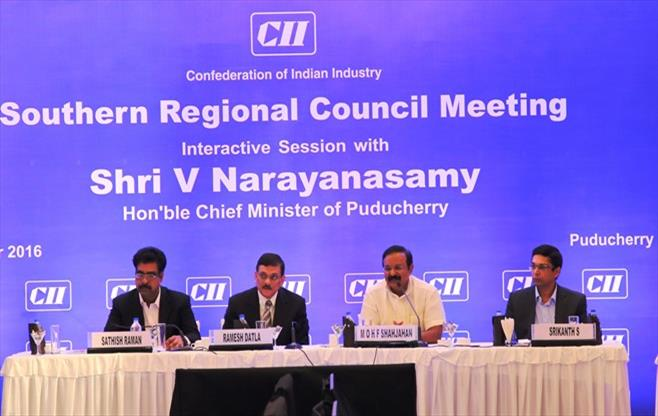 5th Meeting of the CII SR Council