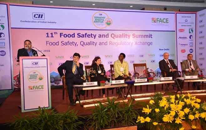 11th CII Food Safety and Quality Summit