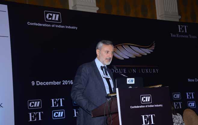 CII – ET Dialogue on Luxury
