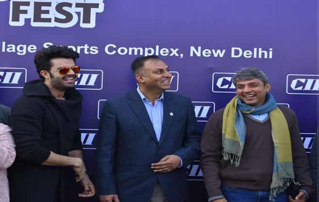 CII Soccer Festival