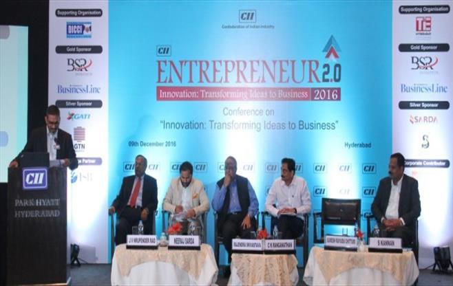 CII SR Entrepreneur 2.0