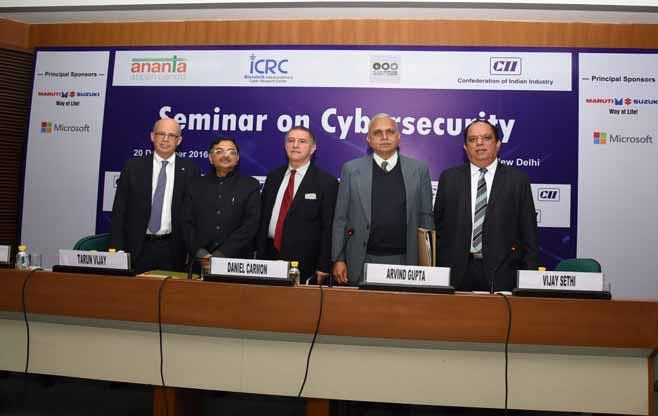 Seminar on Cybersecurity