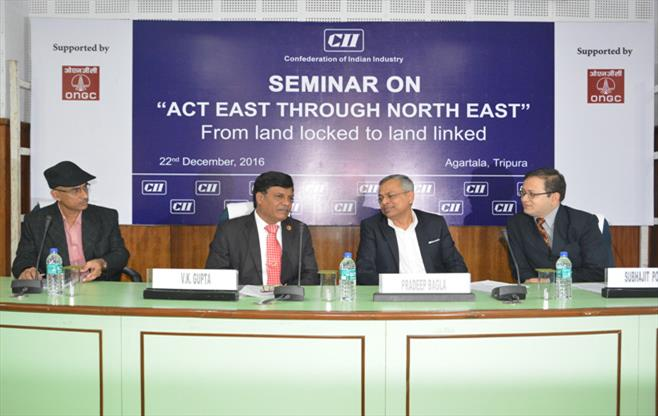 Seminar on Act East through North East