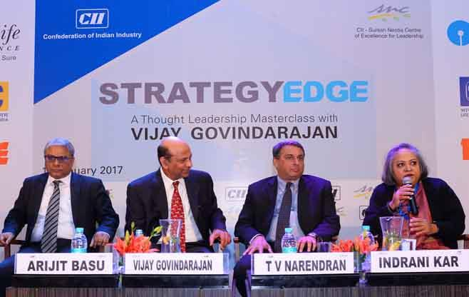 Session on Strategy Edge 2017