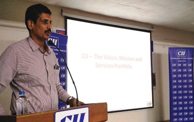 CII Membership Roadshow at Salem