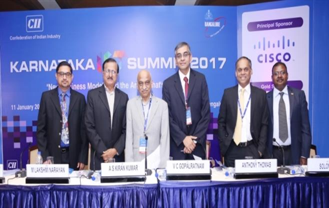 Karnataka ICT Summit 2017