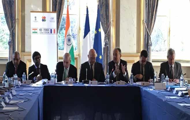 Indo-French CEOs Forum