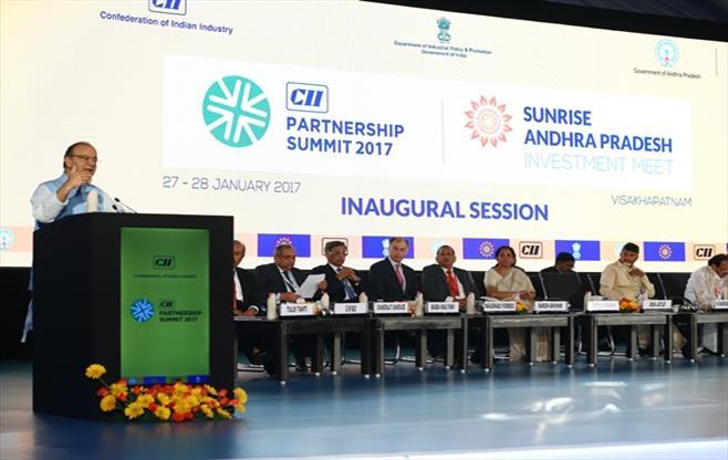 CII Partnership Summit 2017