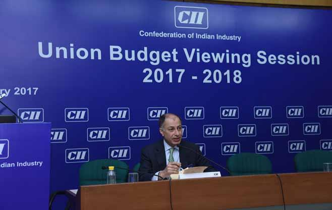 Union Budget Viewing Session 2017-2018