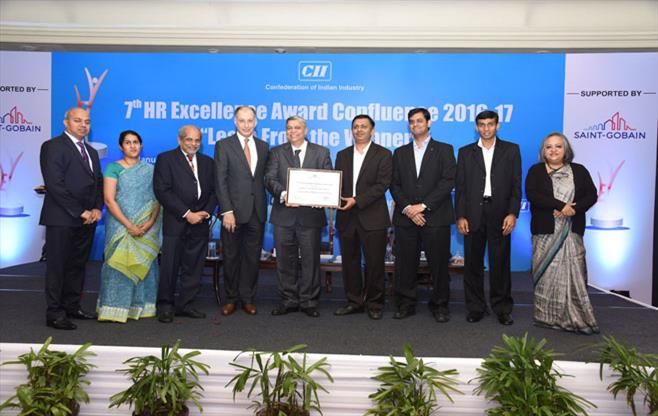 HR Excellence Award Confluence 2016-17