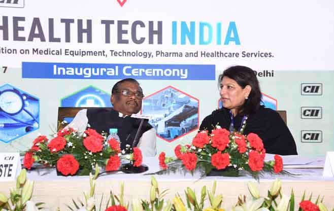 Health Tech India
