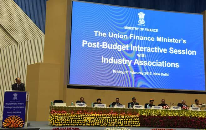 Post-Budget Interactive Session