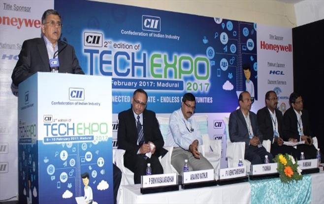 Second Edition of TECH EXPO 2017