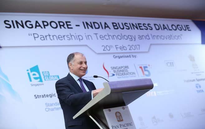 Singapore India Business Dialogue