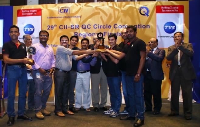 29th CII QC Circle Convention