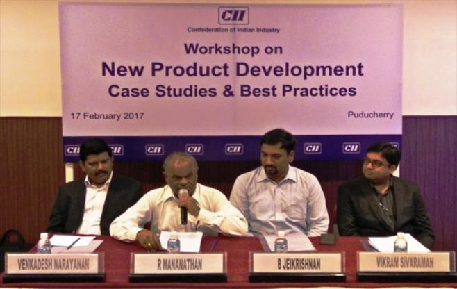 Workshop on New Product Development
