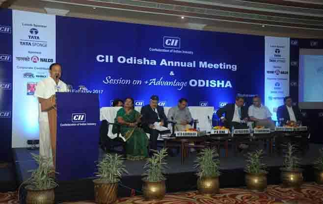 Annual Meeting-CII Odisha State Council