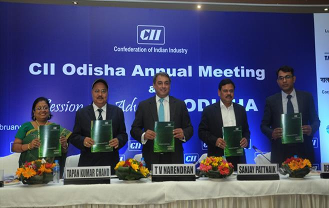 CII Odisha Annual Day Meet
