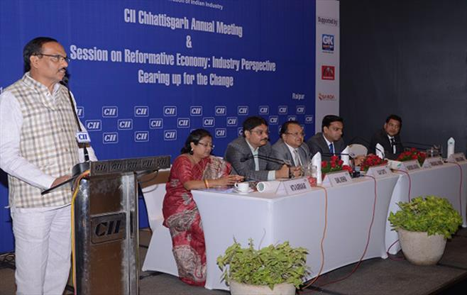 CII Chhattisgarh Annual Meeting