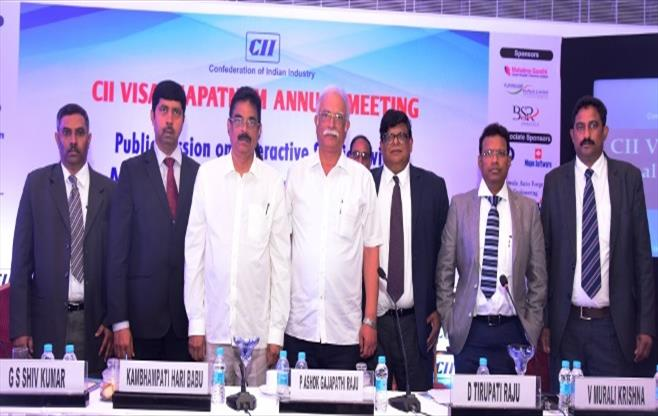 CII VISAKHAPATNAM ZONE ANNUAL MEETING