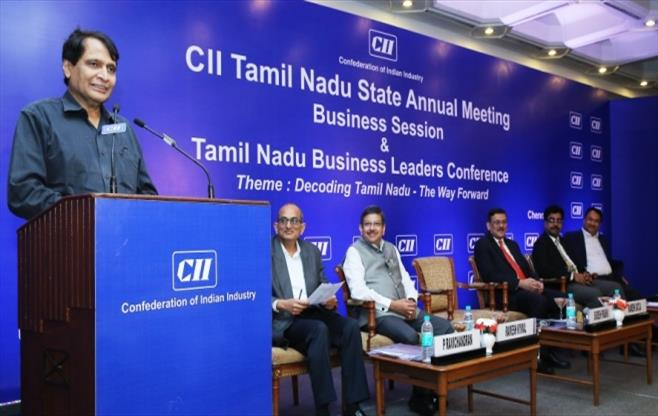 CII Tamilnadu State Annual Meeting