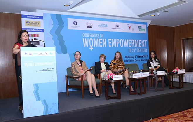 Annual Session of Indian Women Network