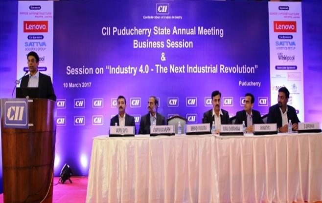 CII Puducherry State Annual Meeting