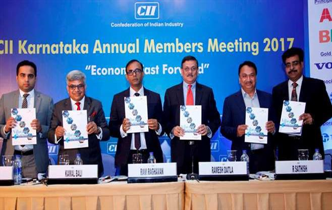 CII Karnataka Annual Members Day 2017